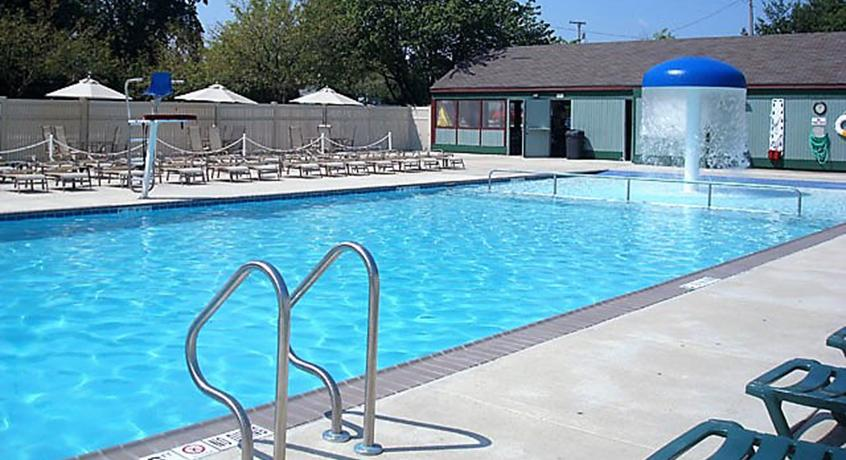 Pool Valparaiso Country Club